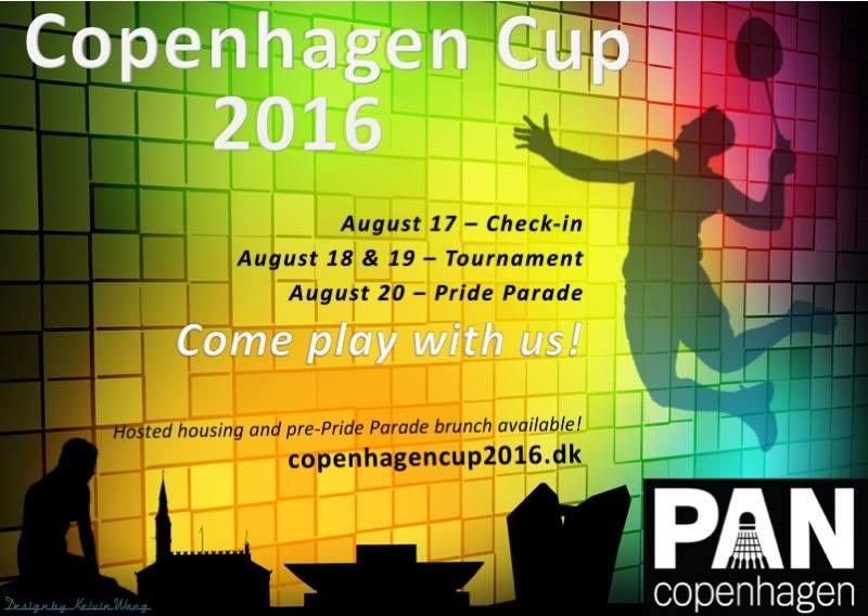 Flyer Copenhagen Cup 2016