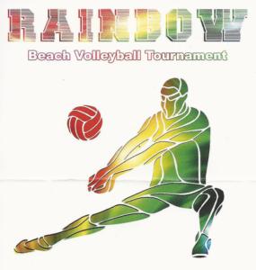 Rainbow Beach Volleyball Tournament @ Beachclub Suiderstrand   Den Haag   Zuid-Holland   Nederland