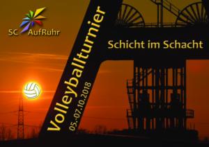 SC AufRuhr Volleyballturnier 'Schicht im Schacht' @ Bochum | Bochum | Noordrijn-Westfalen | Duitsland