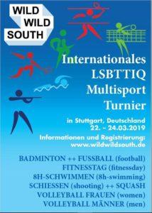 Wild Wild South @ Stuttgart | Stuttgart | Baden-Württemberg | Duitsland