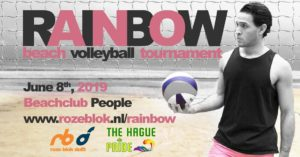 Rainbow Beachvolleyball Tournament 2019 @ Kijkduin
