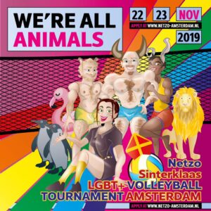Netzo Sinterklaas Tournament 2019 @ Amsterdam
